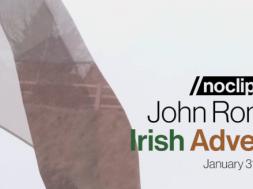 Danny O'Dwyer Talks To John Romero