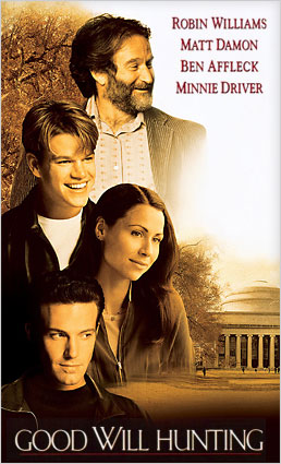 good will hunting hd poster
