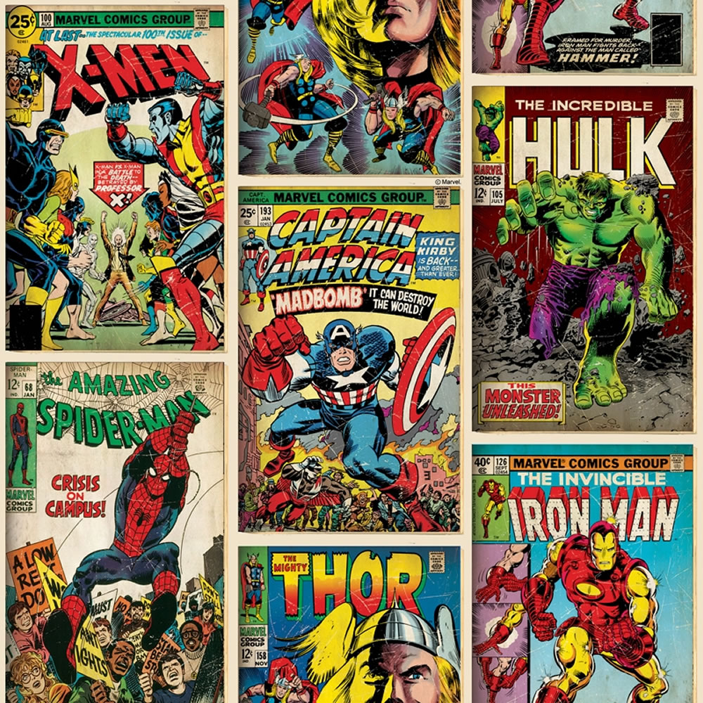 Marvel Alters Digital Redemption Scheme