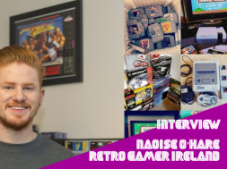 Naoise O'Hare Retro Gamer Ireland