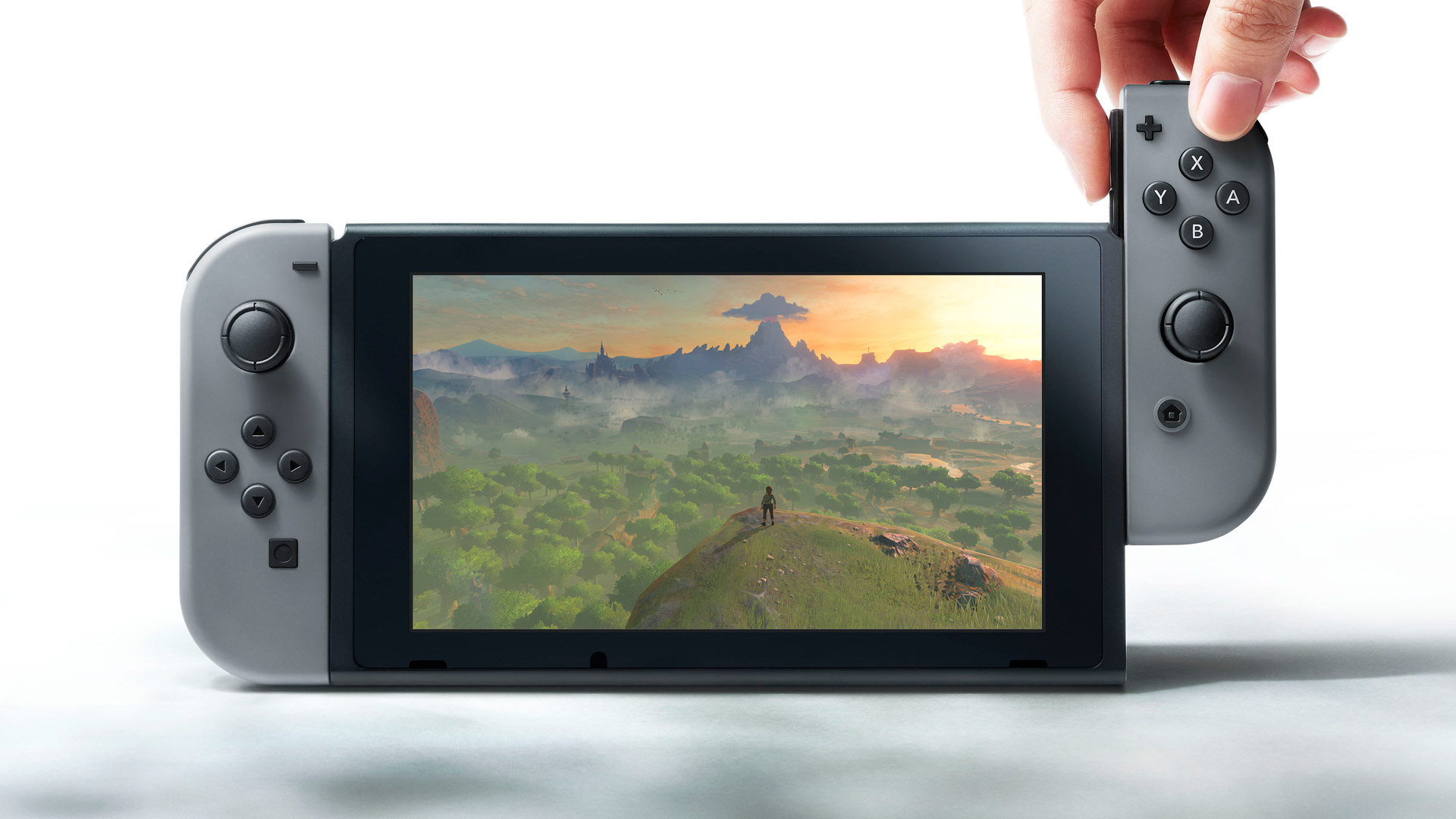 Nintendo Switch – Everything You Need To Know
