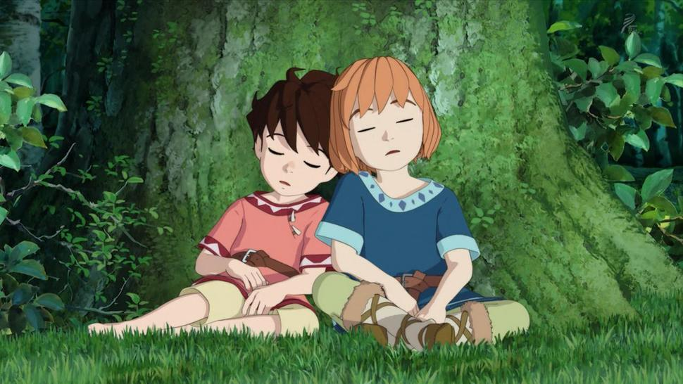 Ghibli's Ronja The Robber's Daughter Trailer