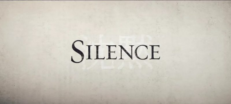 Movie Poster Silence