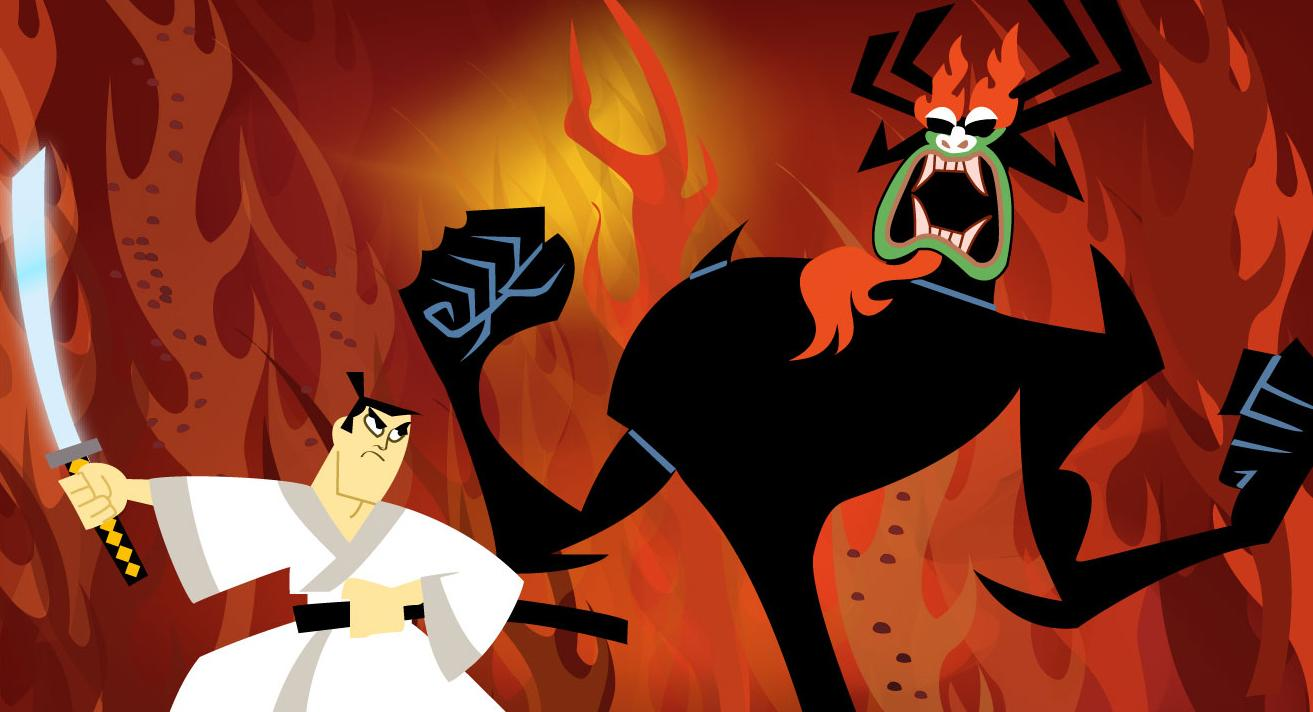 Samurai Jack's Back In Action March