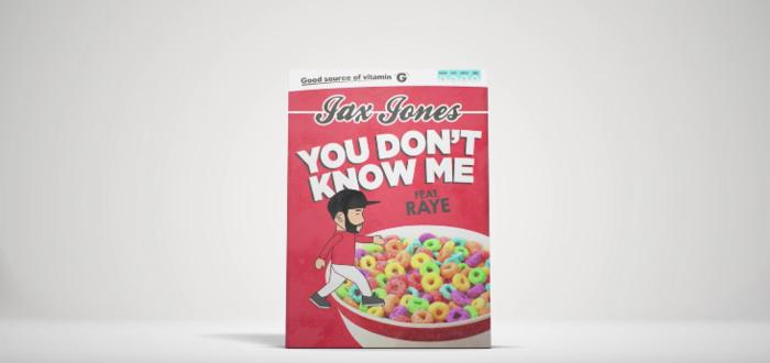 'You Don't Know Me' – Jax Jones – TOTD