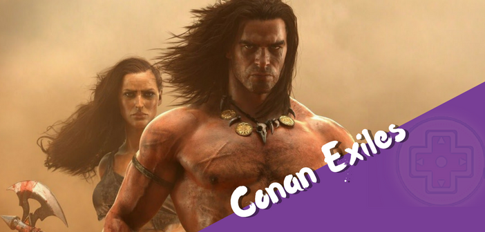Conan Exiles; Infinite Gathering, Minimal Slaying – Early Access Review