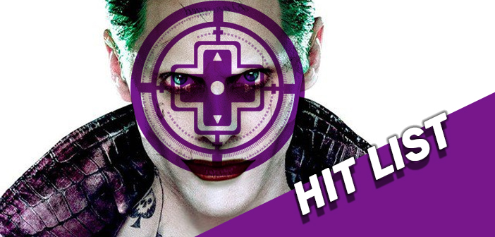 The Joker – Suicide Squad – Hit List