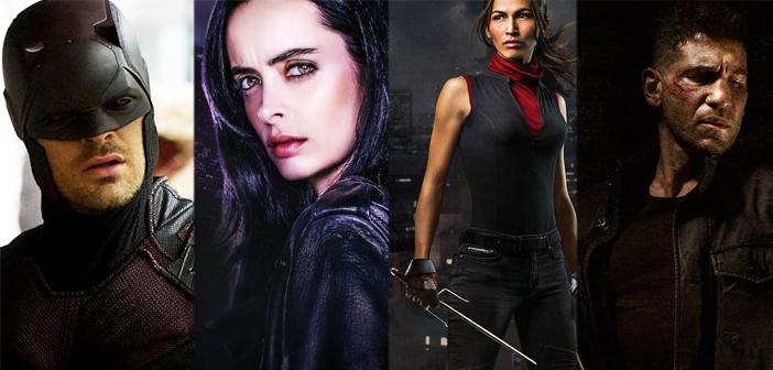 Marvel Legends Netflix Action Figures – Must Have