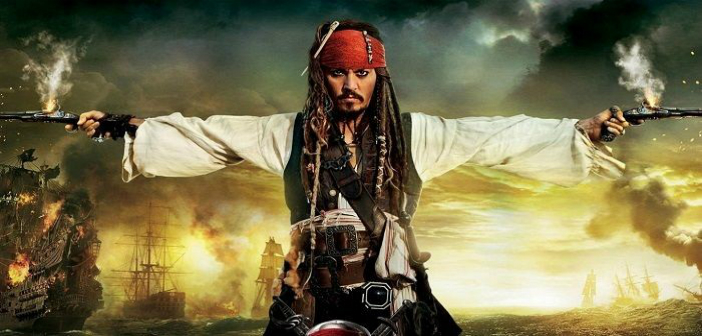 New Posters Revealed For Pirates Of The Caribbean 5