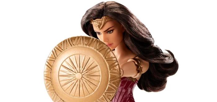 Barbie Is A Superhero In New Line Of Wonder Woman Toys