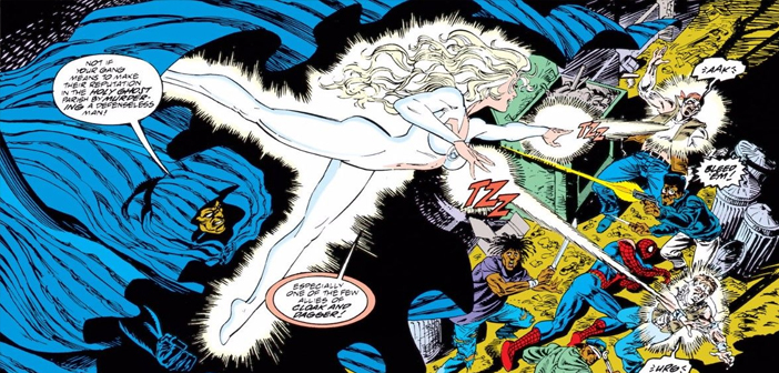 Say Hello To Marvel's Cloak And Dagger Leads