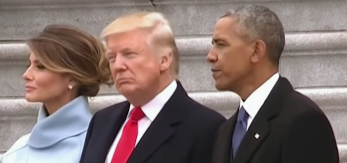 Inauguration Day – A Bad Lip Reading
