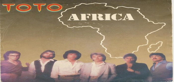 'Africa' – Toto – Track of the Day