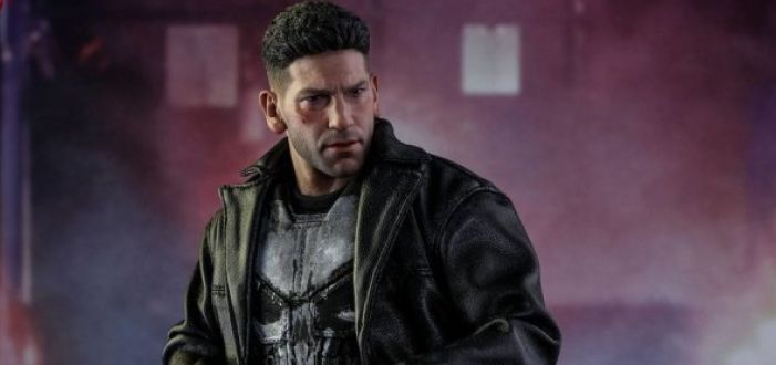 Hot Toys Punisher Action Figure Announced