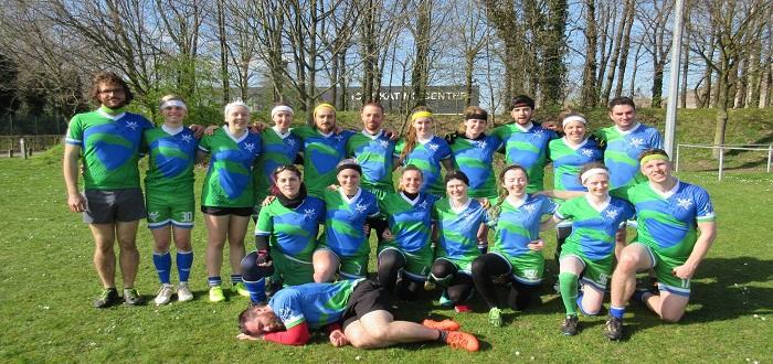 Dublin Quidditch Team Roar into their First European Match Victory in Belgium