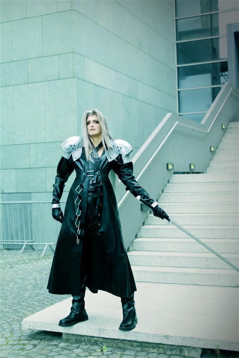 Etienne Magique - Sephiroth