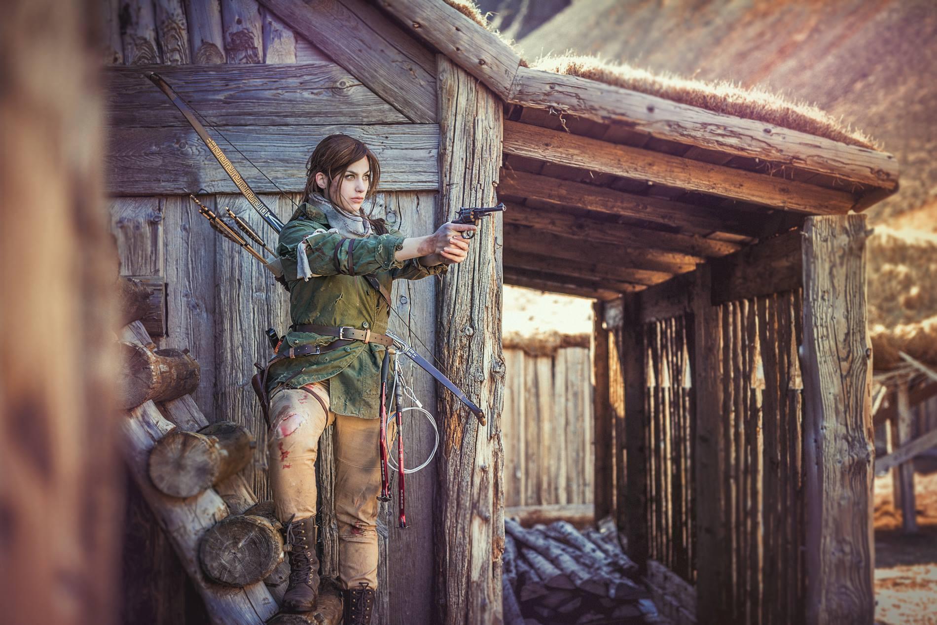Meagan Marie - Lara Croft