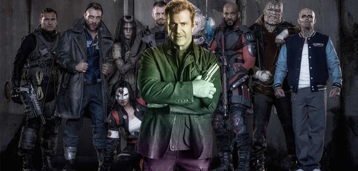 Mel Gibson Talks Suicide Squad 2