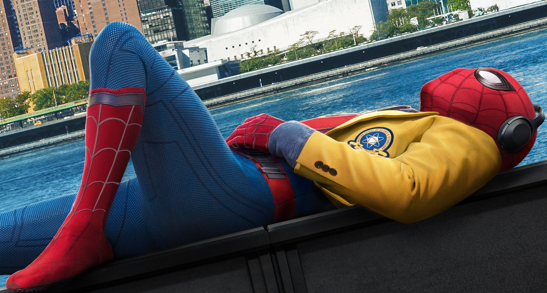 Spider-Man: Homecoming Teaser