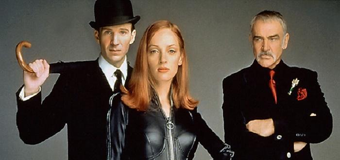 Screen Savers: The Avengers (1998)