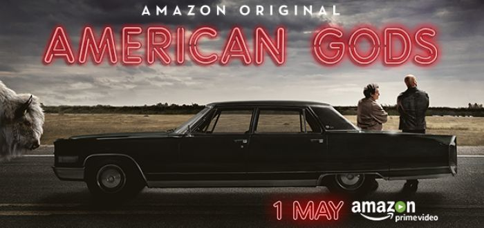 New American Gods Character Posters