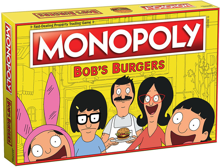 Bob's Burgers: Today's Special Monopoly