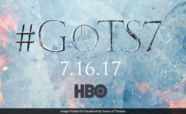 Game Of Thrones Returns This Summer For Season 7