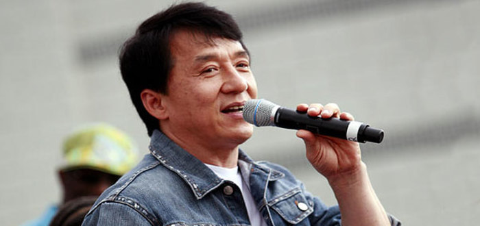 'I'll Make A Man Out Of You' – Jackie Chan – Track Of The Day