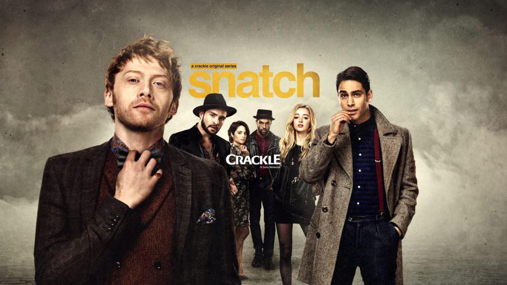 Snatch on Crackle streaming service