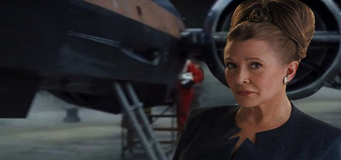 Carrie Fisher To Appear In Episode IX After All