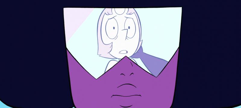Garnet Pearl Steven Universe
