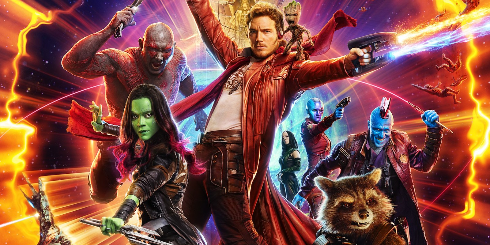 Guardians Of The Galaxy Awesome Mix Vol. 2 Track List