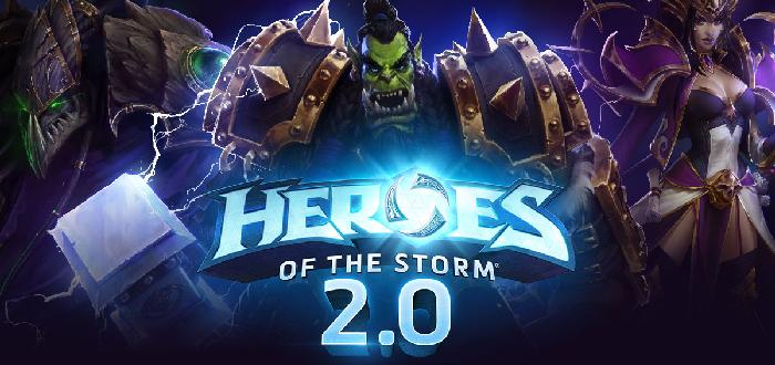 Heroes of the Storm 2.0 – Update Report