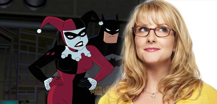 Listen To Melissa Rauch's Harley Quinn