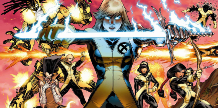 New Mutants Film Enters Pre-Production