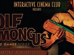 The Wolf Among Us Interactive Cinema Header