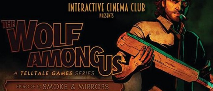 The Wolf Among Us Interactive Cinema Header
