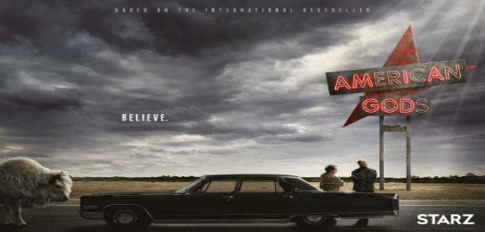 American Gods Featurette – A Storm Is Brewing