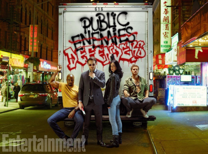 The Defenders Netflix Series To Feature The Caste