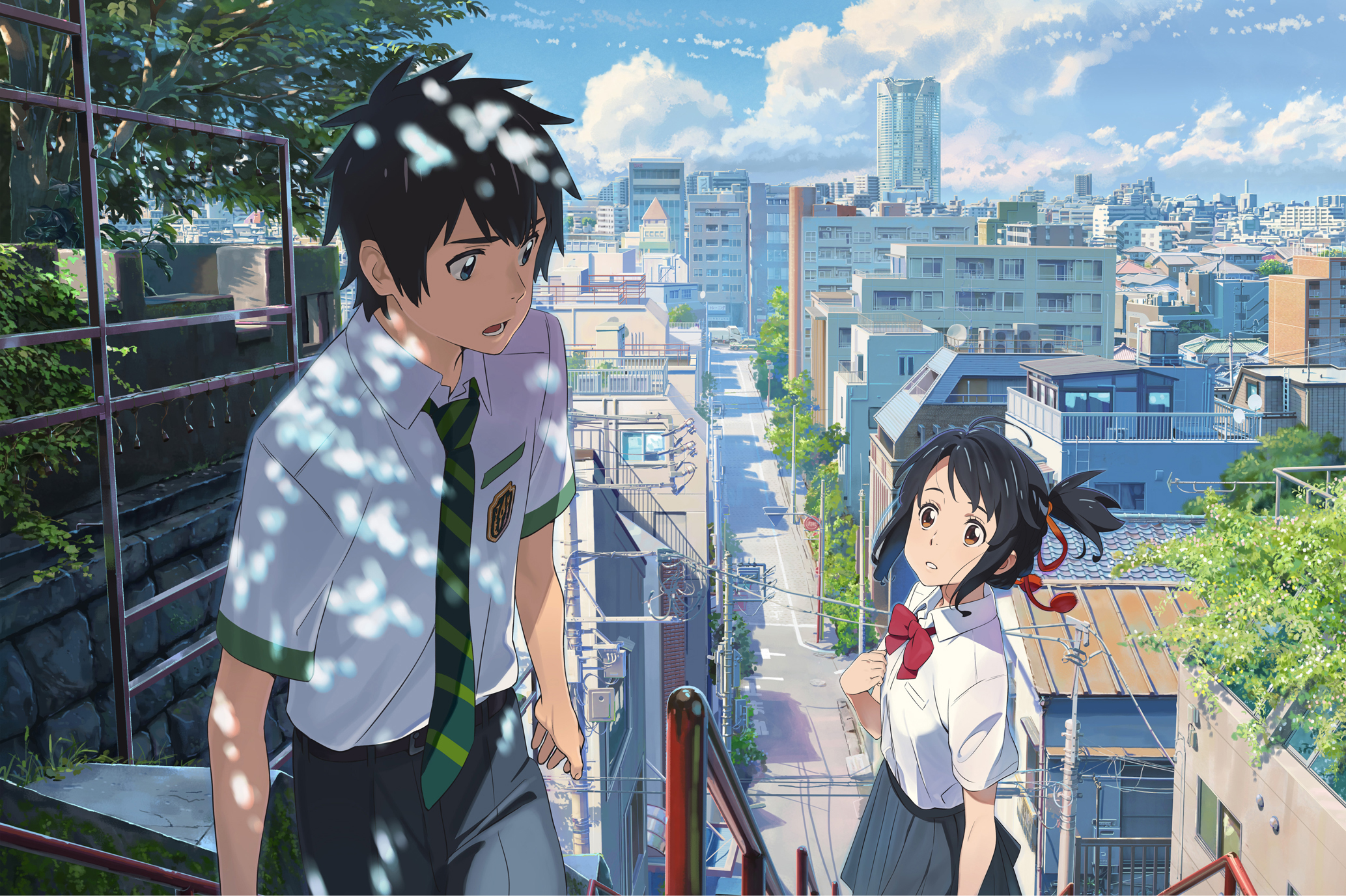 Your name 君の名は kimi no na wa otaku review anime
