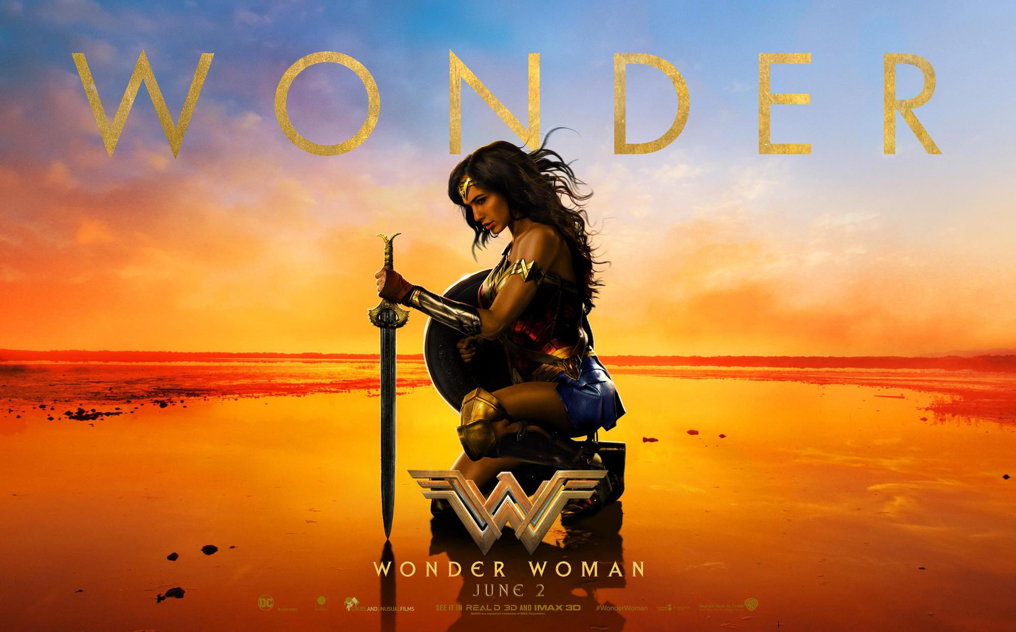 Wonder Woman Final Trailer Releases