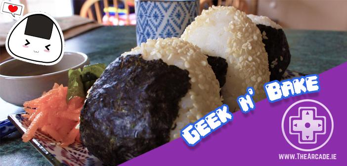 Onigiri お握りRice Balls – Geek N' Bake