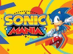 Sonic Mania Header