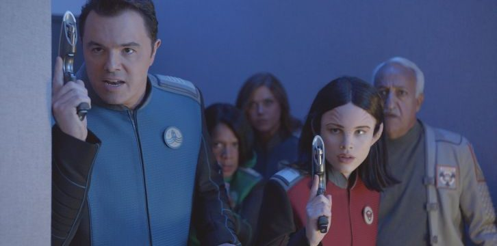 The Orville – Episode 1.01 – Pilot – Promotional Photo