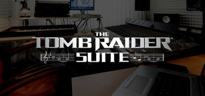 Tomb Raider Suite logo header