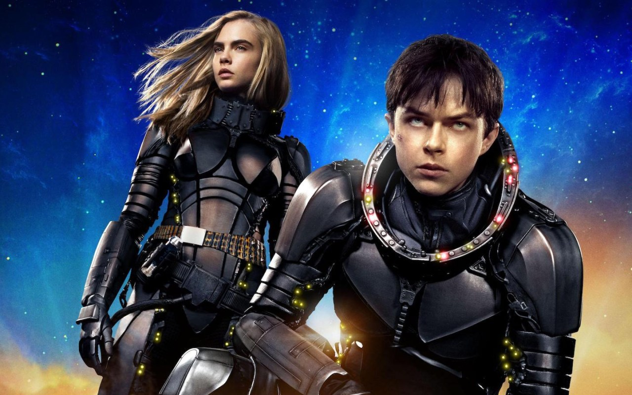 Final Trailer For Valerian And The City Of A Thousand Planets