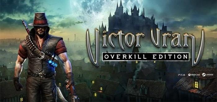 Victor Vran Header
