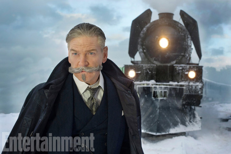 Photos From Kenneth Branagh's Murder On The Orient Express Show First Look