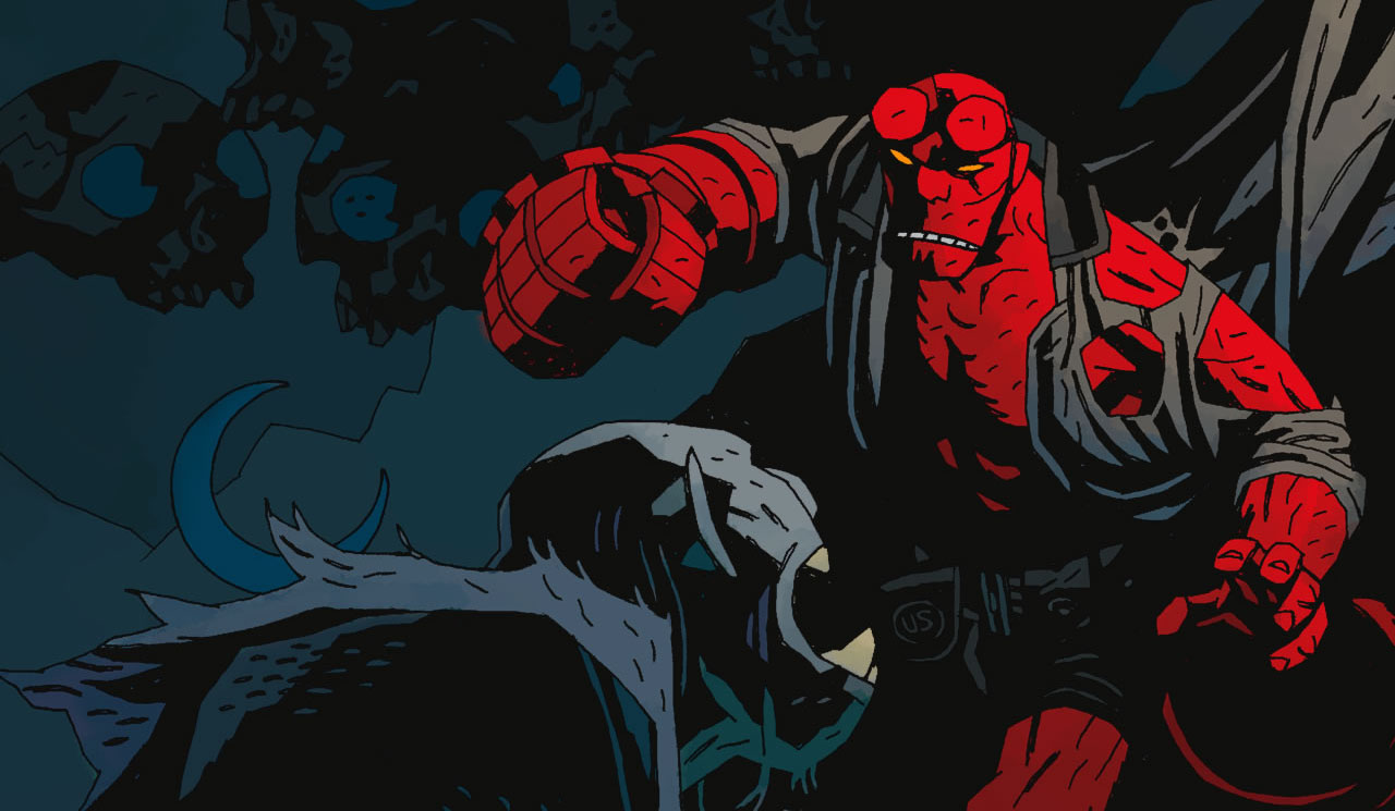 R-Rated Hellboy Reboot Announced
