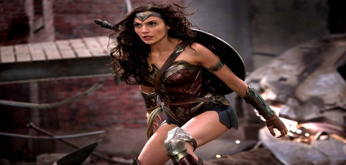Exciting Wonder Woman Clips And Bloopers Released